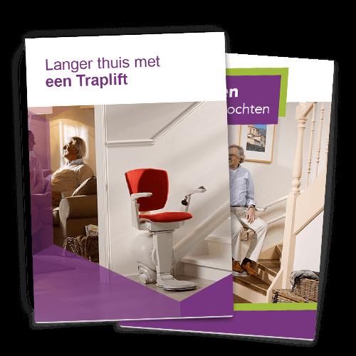 Traplift brochure aanvragen